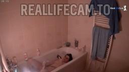 Mirukawa masturbate in bathtub, May 30