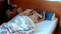 Mirukawa and Dantez hot morning sex, 24 Sept