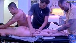 Masha receive massage from drunk boys, Oct 25