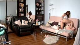 Leora bate in guest room,Mar 2